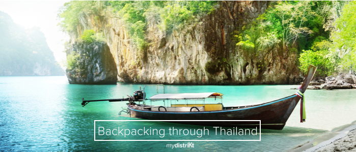 Up for a backpacking trip through Thailand? Get some tips by a real traveler