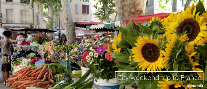 Aix-En-Provence: the best city for a weekend getaway
